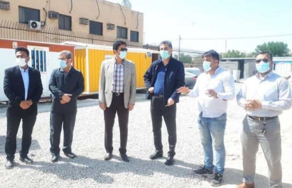 خبرنگاران فرماندار: ساختمان درمانگاه تامین اجتماعی دیلم در دست احداث است