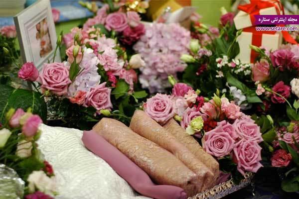 تزیین وسایل عید قربان برای عروس