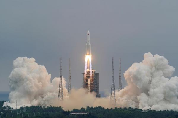 چین: موشک لاگ 5 به زمین اصابت نمی کند