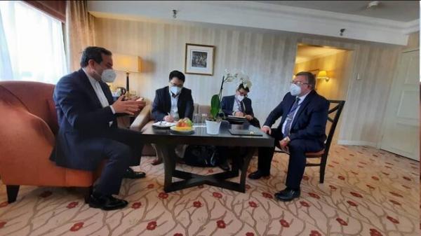 نشست سه جانبه ایران، روسیه و چین در وین