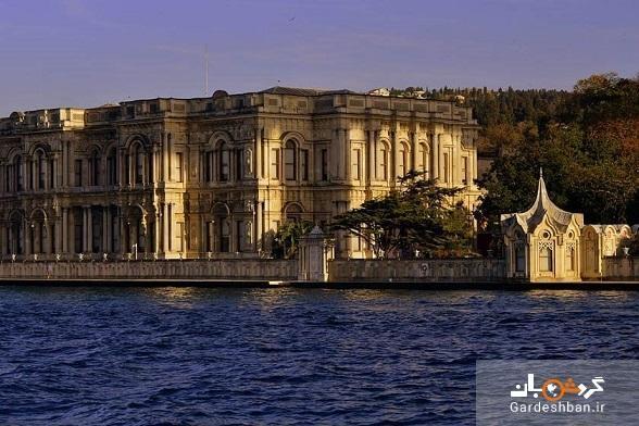 کاخ بیلربیی یا قصر بیگلربیگی؛از مجلل ترین کاخ های عثمانی در استانبول، عکس
