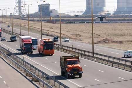 تردد روان در جاده های کشور ، کاهش ترافیک در محورهای بین شهری