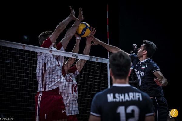 شکست بعدی ایران مقابل لهستان