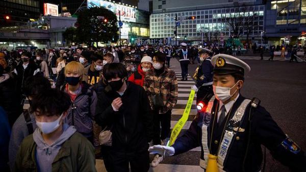 پایین ترین نرخ جرم و جنایت در ژاپن با به کارگیری پلیس کوبان