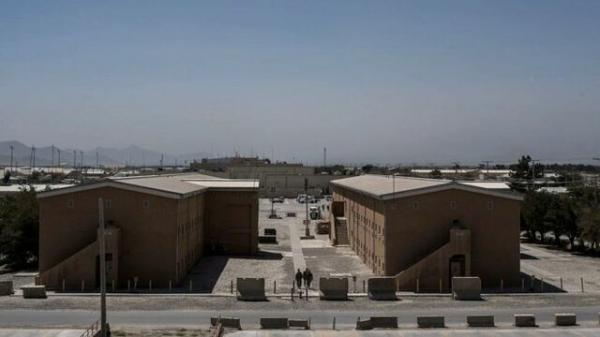 بزرگترین پایگاه آمریکا تحویل نیروهای افغان شد