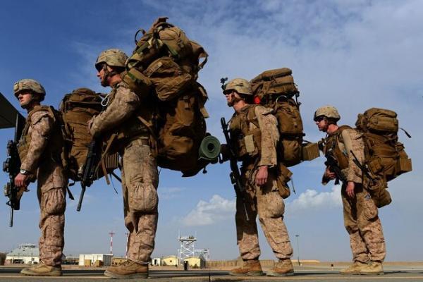 نیروهای آمریکایی پس از خروج از افغانستان به قزاقستان نمی فرایند