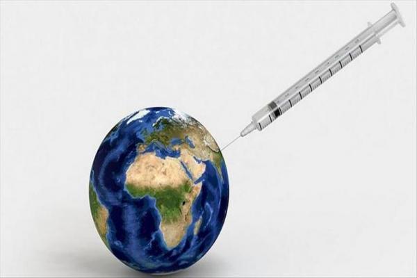 واکسینه کردن روزانه بیش از 41 میلیون نفر در دنیا