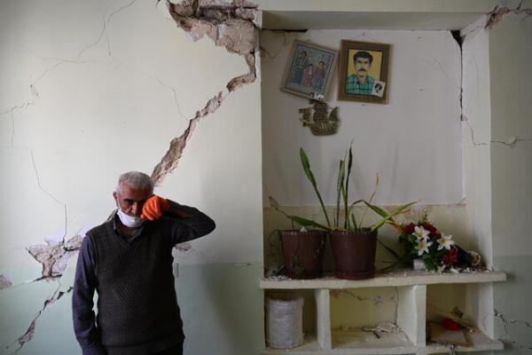 زلزله راور تا به امروز خسارتی نداشته است