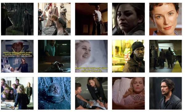 غم انگیزترین مرگ ها در سریال های تلویزیونی به نظر شما مرگ چه شخصیتی، در چه سریالی بوده؟