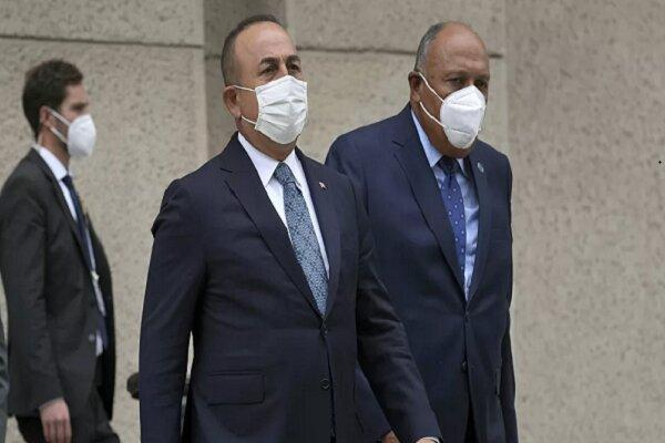 مذاکرات قاهره و آنکارا از سر گرفته خواهد شد