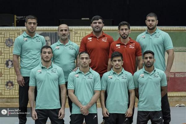صعود نعمتی به فینال کشتی آزاد جام مدوید، ویسی و محمودجانلو به رده بندی رفتند
